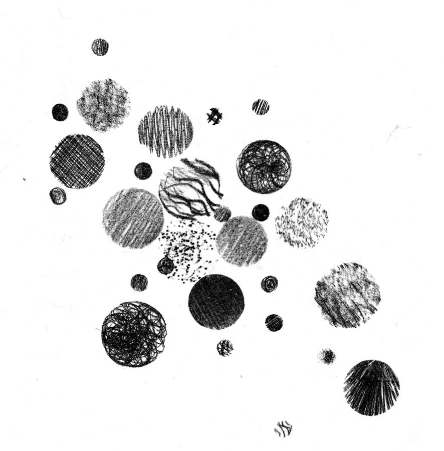 carbon paper texture sampler