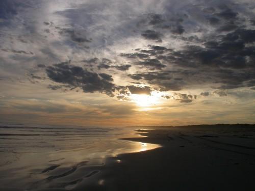 Sunset - Piccaninnie Ponds Beach