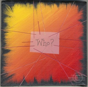 Who by Melissa Dinwiddie