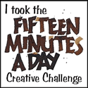 15 Minutes a Day challenge