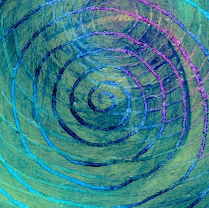 Swirl texture cut 4