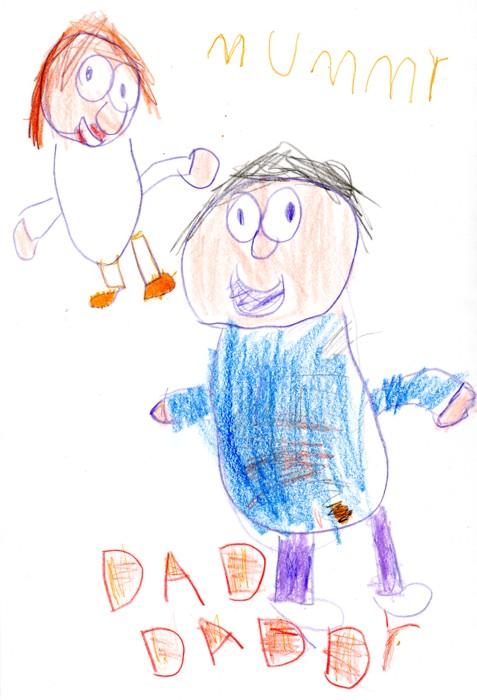 KJ Mummy and Daddy