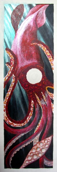 Giant Squid WIP4