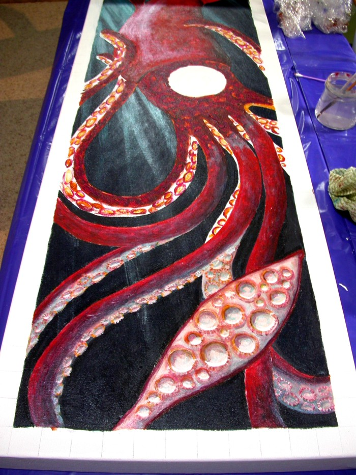 Giant Squid WIP4a
