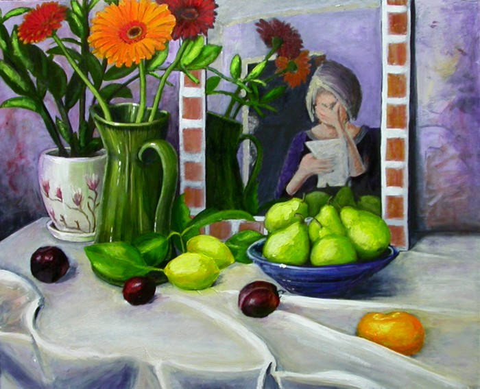 Still Life with emotion by Liz Powley