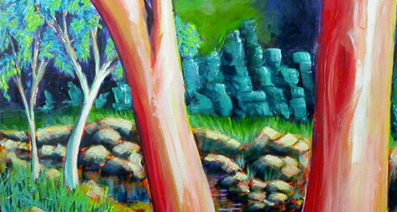 Fauve trees WIP2