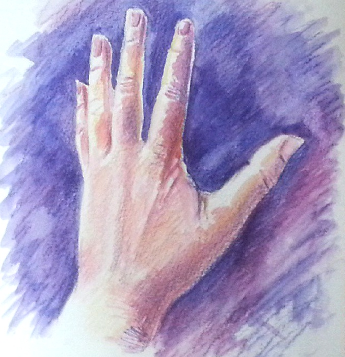 Hand number five