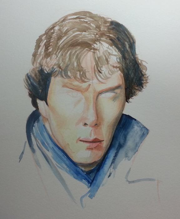 Sherlock wip 1