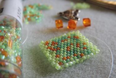 Citrus beads