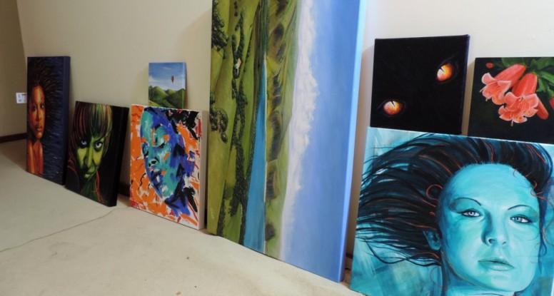 last half of 2015 art