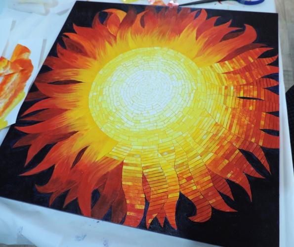 mosaic sun wip 7