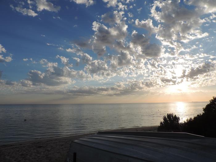 Edithburgh sunrise