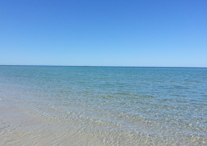 Sultana point beach