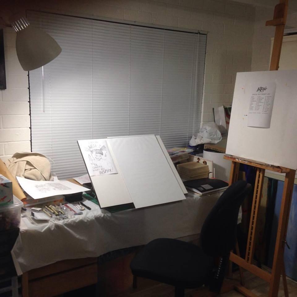 inktober studio