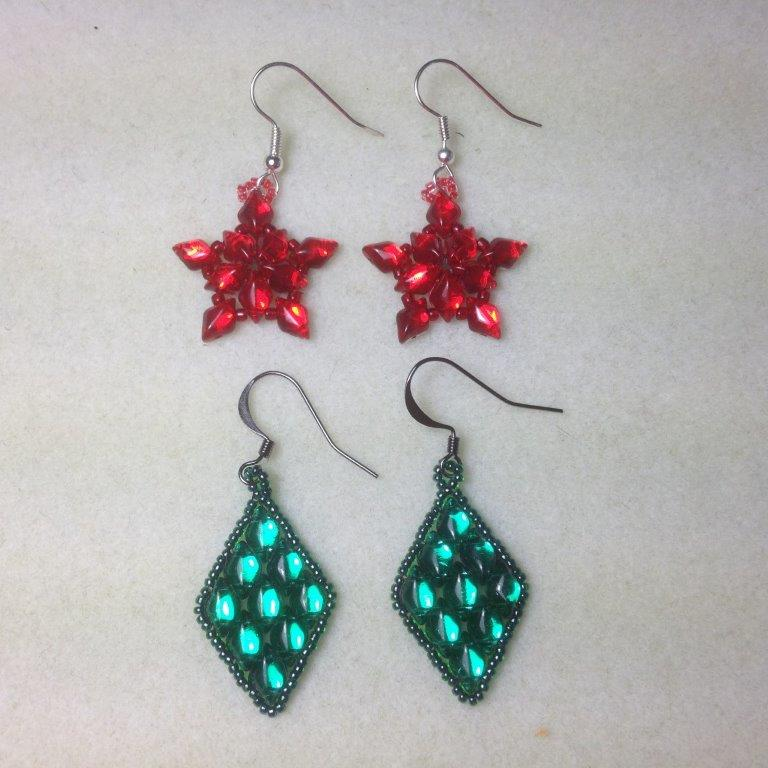 Gemduo earrings